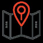 Colo-X data centre map icon